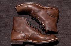 In Review: The Red Wing 8111 Iron Ranger Boots  Red Wing 8111 Iron Ranger Boots  $210  $300ishvia Amazon  Note: Since its Amazon price can vary depending on what size/width/color youre looking for. Other places to keep an eye out for these to go on sale would be Club Monaco (during a tiered code promo) or on Nordstrom during their yearly anniversary sale or another big rare sale.  Lets face facts. The meshing of heritage blue collar workwear with regular everyday casual wear has been taking…