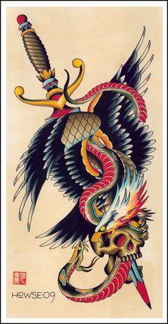 Matt Howse Tattoo Flash | KYSA #ink #design #tattoo