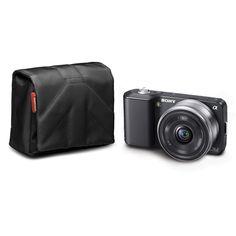 Nano VI Camera Pouch Black MB SCP-6BB - Mirrorless/CSC/Bridge Cameras | Manfrotto