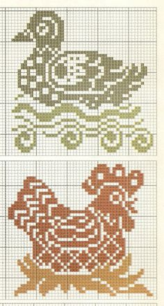 Thrilling Designing Your Own Cross Stitch Embroidery Patterns Ideas. Exhilarating Designing Your Own Cross Stitch Embroidery Patterns Ideas. Chicken Cross Stitch, Mini Cross Stitch, Cross Stitch Animals, Cross Stitch Charts, Cross Stitch Designs, Cross Stitch Patterns, Cross Stitching, Cross Stitch Embroidery, Embroidery Patterns