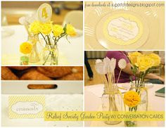 sugartotdesigns: Relief Society Garden Party {free conversation cards}