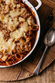 Pasta al Forno - Liliana Battle
