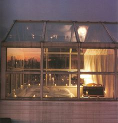 "Solarium bedroom; ""New Decorating Book"" Better Homes & Gardens"