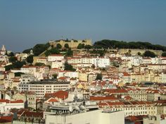 Il cielo azzurro di Lisbona