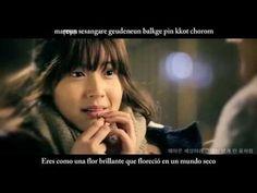 Kim Tae Hyun - Tears fall [Sub español + Romanización + Hangul] Angel Eyes OST - YouTube