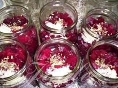 Tofu Recipes, Preserves, Frozen, Food And Drink, Homemade, Canning, Desserts, Syrup, Tailgate Desserts