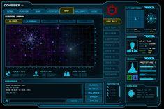 Oldschool game Interface v0.7 (ODYSSEA) by vpRaptor