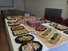 Catering at the office