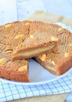 Gevulde speculaas boterkoek - Laura's Bakery