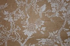 Ralph Lauren's marlowe floral wallpaper in manorwood - a nice design!!