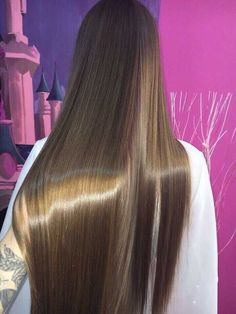 11 Pretty Caramel Highlights Ideas for All Hair Colors For You in 2019 : Have a look! Are you looking for a hair color highlights for your lovely hair? You should give an eye to the collection where we have got some lovely and adorable coloring Ideas. Beautiful Long Hair, Gorgeous Hair, Haircuts For Long Hair, Straight Hairstyles, Short Hairstyles, Coiffure Hair, Hairstyle Braid, Super Long Hair, Silky Hair