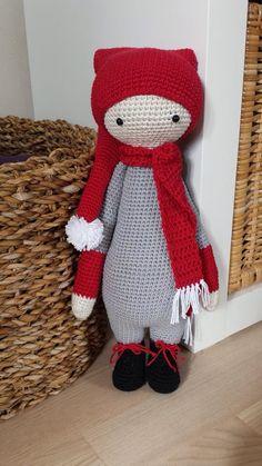 Crochet ideas that you'll love Crochet Winter, Holiday Crochet, Love Crochet, Crochet For Kids, Crochet Doll Pattern, Crochet Patterns Amigurumi, Amigurumi Doll, Crochet Dolls, Christmas Crochet Patterns