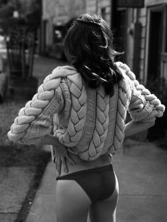 Bambi Northwood-Blyth / Photography Annemarieke van Drimmelen / Knitwear