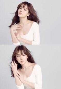 송혜교, 화보 촬영 B컷 공개..'여신미모' 여전   Daum 뉴스