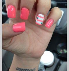 Super adorable! I'd do different colors