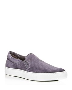 To Boot New York Racer Suede Slip-on Sneakers In Avion Ankle Sneakers, Suede Sneakers, Slip On Sneakers, To Boot New York, New York Mens, Nordstrom, Man Shop, Mens Fashion, Boots