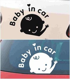 US $1.83 New in Baby, Baby Safety & Health, Car Window Signs & Decals