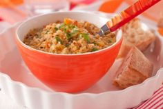 Zuppa di quinoa con le verdure di stagione | Cambio cuoco