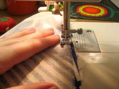 Make your own Marimekko circle scarf