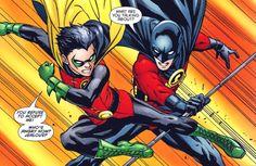 Jealousy Among Robins