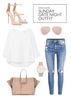neutral with a pop of pink