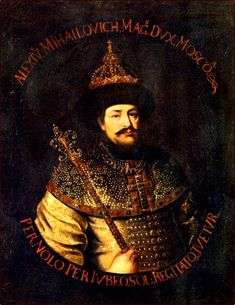 Aleksey Mikhailovich ; 29 March [O.S. 19 March] 1629 – 8 February [O.S. 29 January] 1676) was the Tsar of Russia during some of the most eventful decades of the mid-17th century. His reign saw the Russian invasion of Poland and war with Sweden during the Deluge, the Raskol schism in the Russian Orthodox Church, and the Cossack revolt of Stenka Razin. On the eve of his death in 1676, the Tsardom of Russia spanned almost 2,000,000,000 acres (8,100,000 km2).