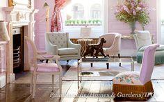 Parisian Living - Gilt Home