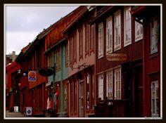 Røros, Norway. Tone Lepsoes pictures.