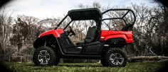 Can am commander can am and back seat on pinterest for Yamaha viking 3 seater