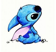 Adorable stitch!
