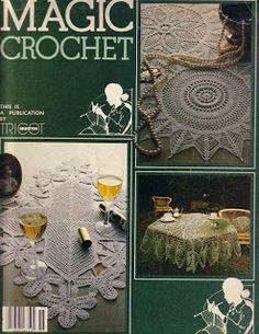 Magic Crochet No. 15
