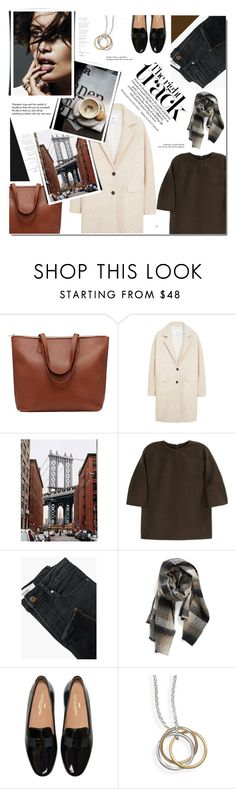 """""""Minimalistic style"""" by cly88 ❤ liked on Polyvore featuring MANGO, Marni, Treasure & Bond, Tiffany & Co. and Minimaliststyle"""