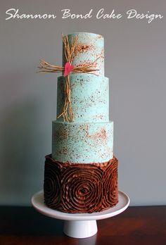 Easter Cake / Shannon Bond Cake Design/ www.sbcakedesign.com / kansas city
