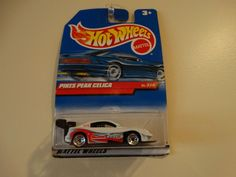 Hot Wheels 1999 3/4 Pikes Peak Celica
