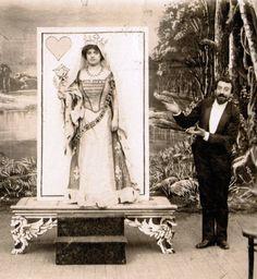 Melies' 'Les Cartes Vivantes' 1904 (The Living Playing Cards)