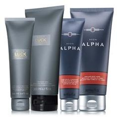 Avon for Men! Alpha 4 piece grooming set. $9.99. Order now at www.youravon.com/darlenemason