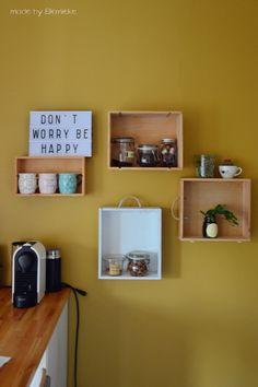 Ochre gold is bruikbaar voor iedere ruimte, ook voor je keuken dus! Kom naar Ravago Fashion & Home en laat je inspireren.