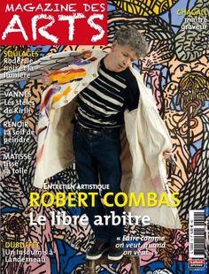 Le Magazine des Arts #10 : Robert Combas, le libre arbitre