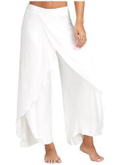 Etecredpow Girl Modal Elastic Waist Ankle Thin 3 Pack Pants Legging