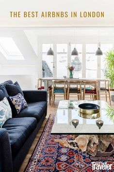 From Hyde Park to Shoreditch, there's something for every type of traveler among these 10 best Airbnb London listings.