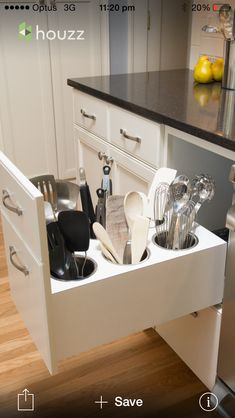 Cool kitchen organise
