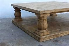 Large Wooden Coffee Tables - Bing images