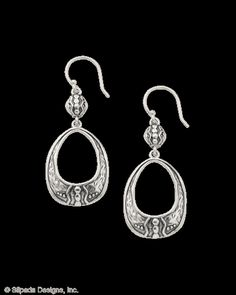 Get Growing Earrings Jewelry by Silpada Designs Retired Sample