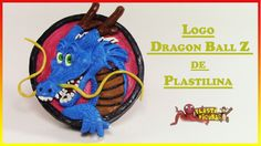 Como Hacer Logo de Dragon Ball Z de Plastilina/How To Make  Dragon Ball ...