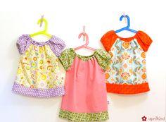 Idee: Tunika aprilkind – Näh' dich glücklich!: Juni 2013