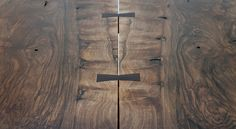Furniture Frenchmans Cove Ii 3 - gorgeous slab table by George Nakashima. Such a gorgeous piece of wood and stunning craftsmanship.