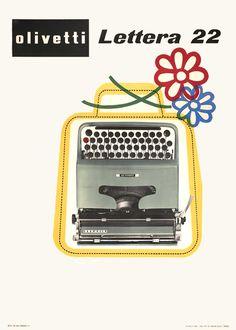 Lettera 22 *Typewriter Workshop*  http://www.etsy.com/shop/typewriterwshop