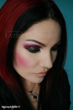 Make-up Artist Me!: Space Out! -- makeup tutorial--  #makeup #tutorial