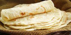 Tortilla de blé fait maison
