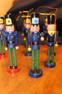 Cub Scout Nutcracker Ornaments. $.50.  yourcreativityinspiresme.blogspot.